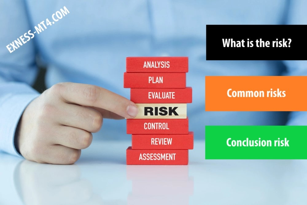 What is Risk- Common Risk Forex Trading